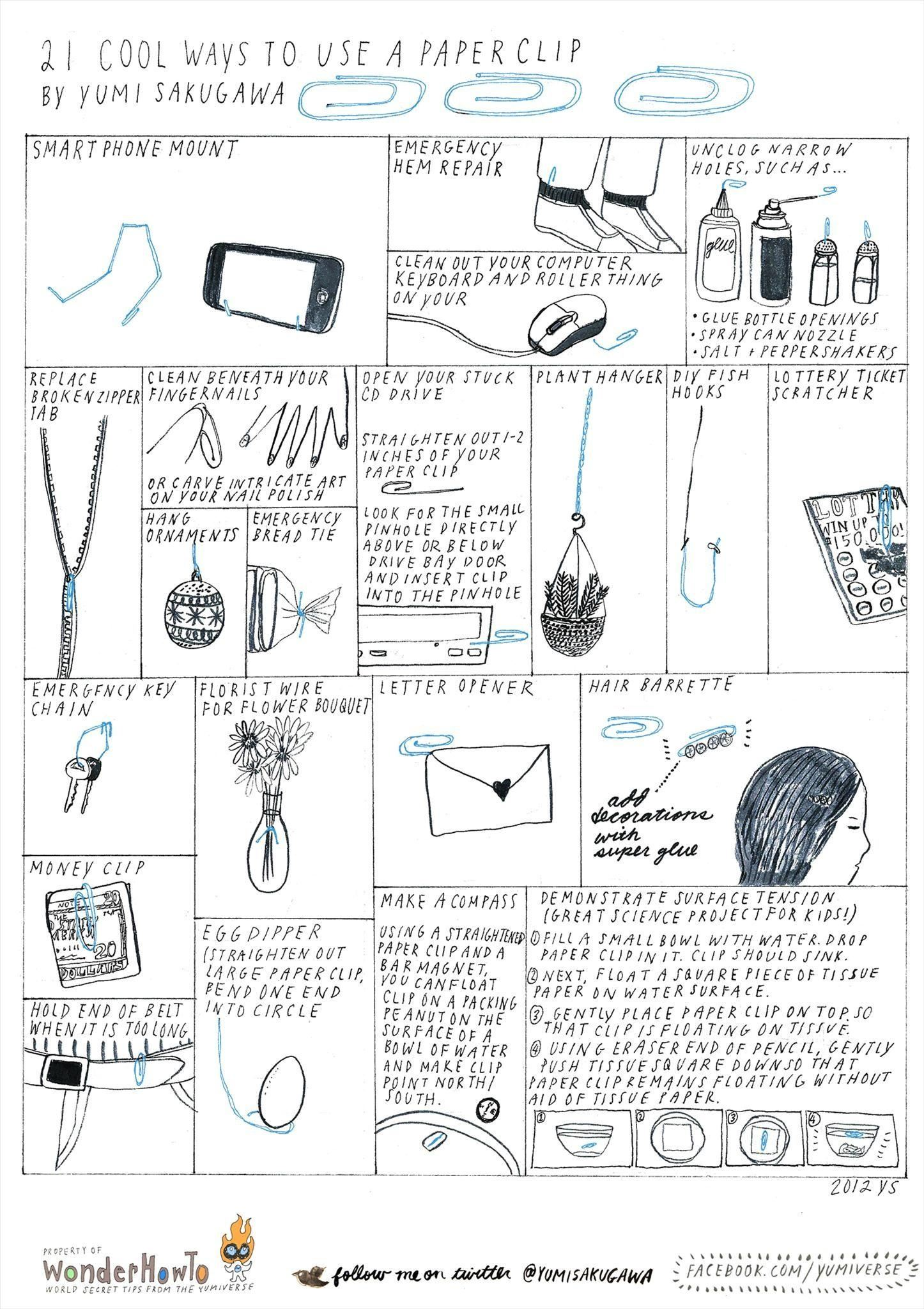 21-cool-ways-use-paper-clip.w1456