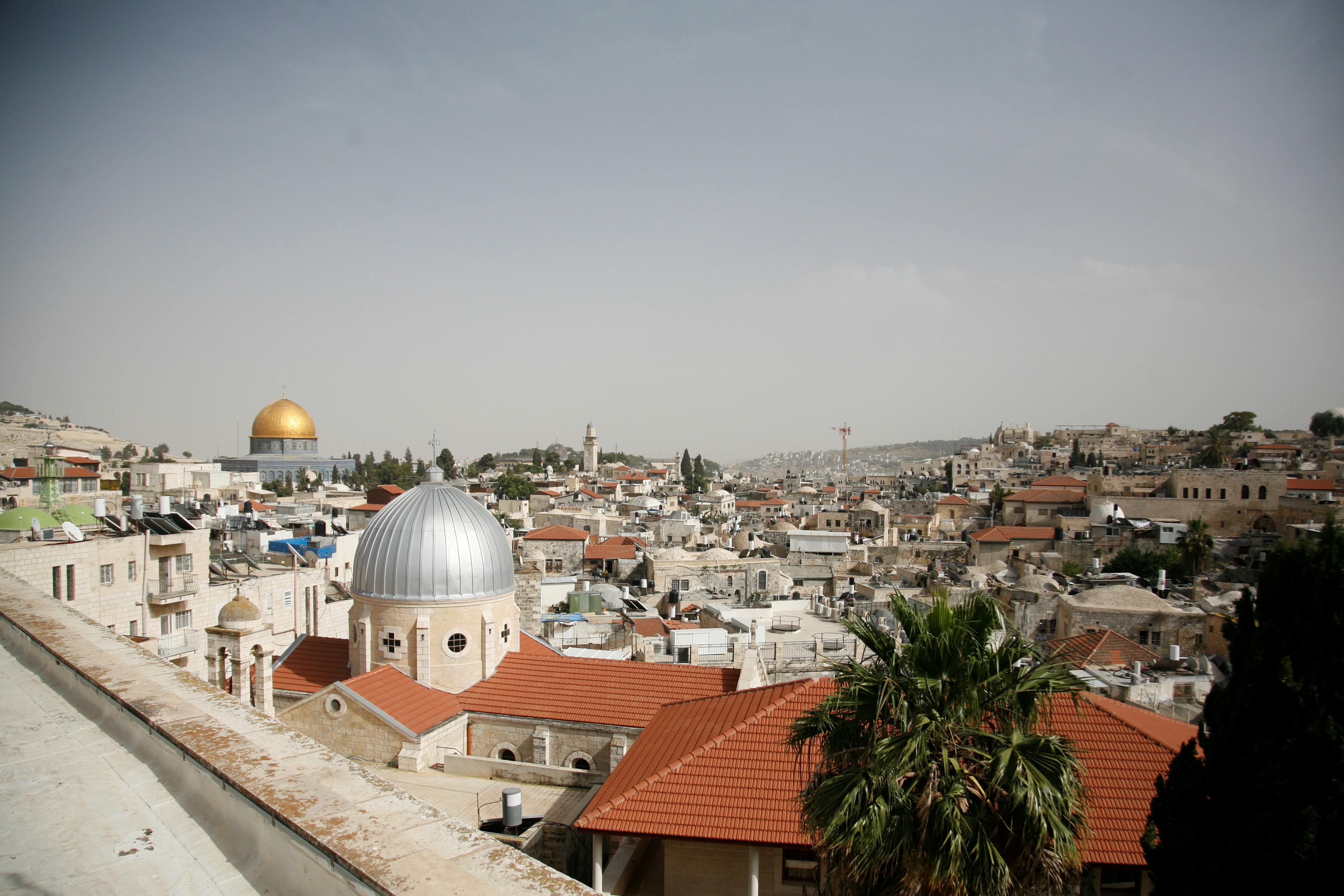 Prioritizing Quality for the sake of Peace in Jerusalem.