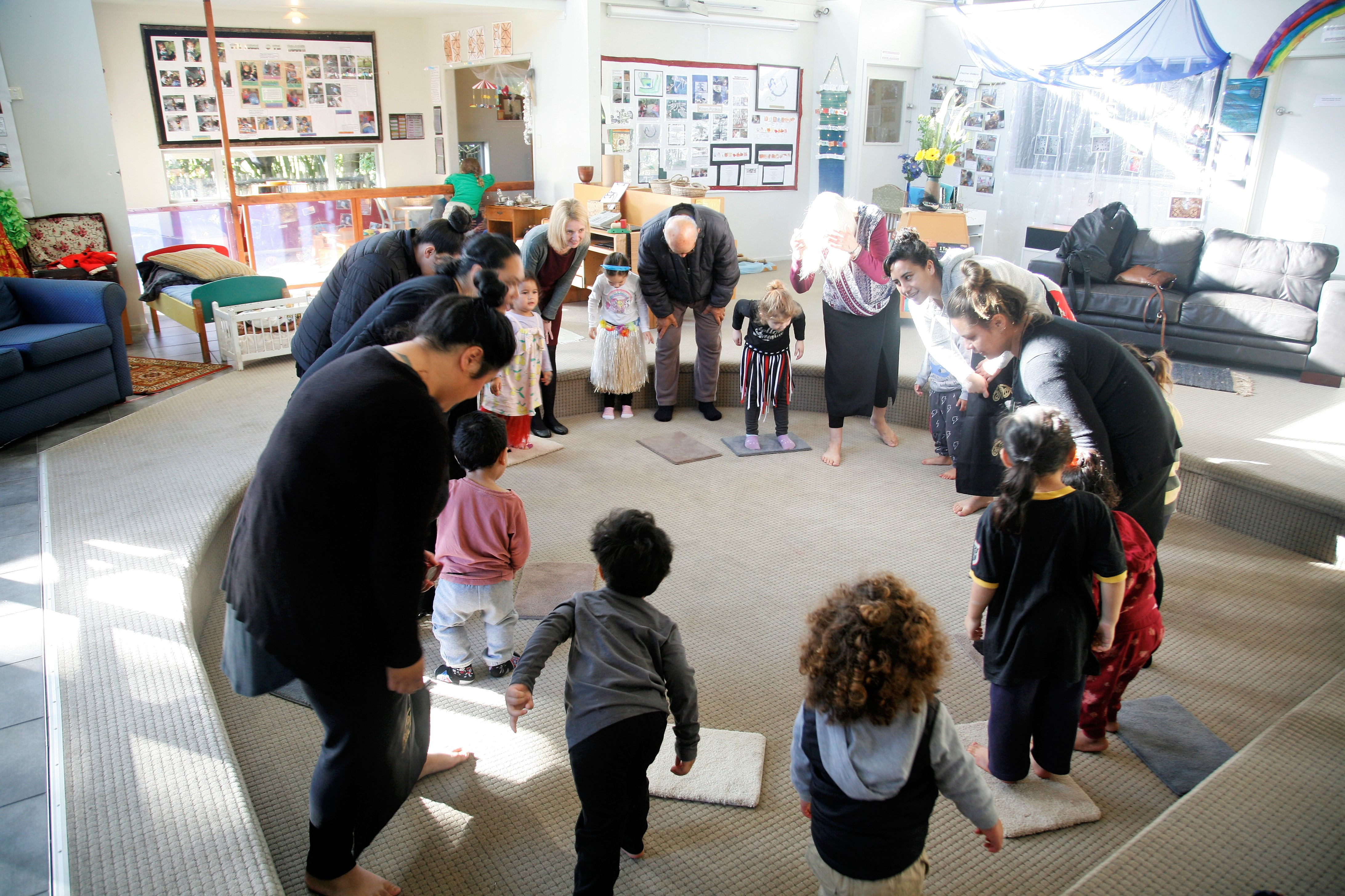 A Celebration of History and Culture at Awhi Whanau, Auckland.